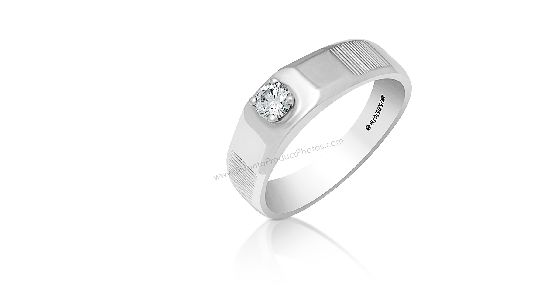 Men Jewellery Rings Product Photography